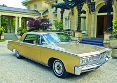 1965 Imperial Crown Four Door Southampton