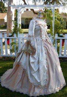 Pink Marie Dress