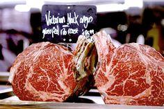 Victor Churchill Butcher Shop   David Lebovitz
