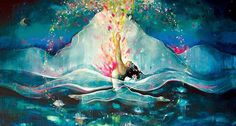 Le cœur d'une femme mûre est une profonde mer de secrets