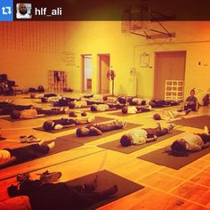 The awesome Holistic Life Foundation crew at it again. #Repost from @hlf_ali with @repostapp #mindfulfilter #mindfulness #meditation