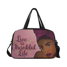 Duffel and Gym Bags with African American characters by Cocoa Twins. Unique and affordable school supplies, planners, and more for children and adults. Waist Training Corset, African American Art, Black Girl Magic, Cocoa, Gym Bag, Twins, Thankful, Reusable Tote Bags, Live