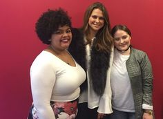 Last Friday, together with Childhood USA, Swedish Princess Madeleine visited the Mount Sinai Adolescent Health Center in New York. On her Facebook account, the Princess shared a photograph taken with Becky and Rebe during the Health Center visit. Mount Sinai Adolescent Health Center delivers comprehensive, integrated medical and mental health services and prevention education to young people aged 10 to 22.