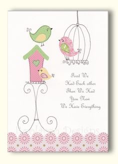 birds nursery | Bird Nursery Art Print, Girls Room, Kids Wall Art, Bird Cage, Nursery ...