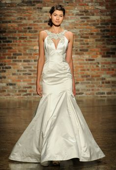 Hayley Paige Spring 2014 Wedding Dresses | The Knot Blog – Wedding Dresses, Shoes, & Hairstyle News & Ideas