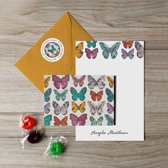 Erin Condren brings fun and functionality together with personalized and custom products including the LifePlanner™, notebooks, stationery, notecards and home décor. Write It Down, Journal Covers, Erin Condren, Note Cards, Butterflies, Stationery, Dots, Fun, Stitches