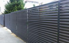 Gard si poarta metalica instalate in Bucuresti Blinds, Louvre, Curtains, Exterior, Metal, Modern, Room, Furniture, Home Decor