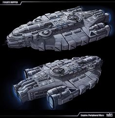 Battlecruiser Formation: 3 upgraded Intimidator Star Destroyers, 5 upgraded Katakana cruisers, 6 upgraded Procursurator frigates, and 8 upgraded Grandeur corvettes. Description from indiedb.com. I searched for this on bing.com/images
