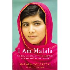 """November 8, 2013 - Day 86 (Ilonga, Tanzania) - """"I Am Malala: The Girl Who Stood Up for Education and Was Shot by the Taliban"""" ~Malala Yousafzai & Christina Lamb - Malala is a voice for girls, an advocate for education, a champion for equality, and an inspiration of peace for humanity. In the wise words of Maya Angelou, """"You make me proud to spell my name W-O-M-A-N!"""""""