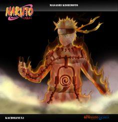 Naruto Shippuuden Jinchuriki mode
