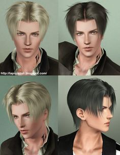 127 Best Sims 3 Downloads Male Hairs Images Male Hair Men Hair