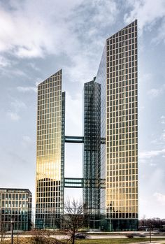 HighLight Towers, Munich, Germany.