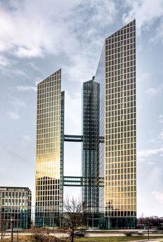 HighLight Towers, Munich, Germany