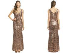 Best Gold Bridesmaids Dresses