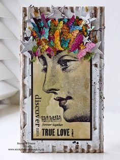 That's Life: Blossom Like A Butterfly ~ Tim Holtz 12 Tags of 2014