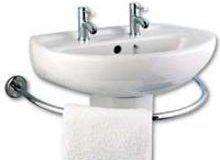 17 Best Towel Racks Images Bathroom Rack