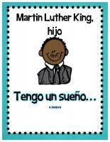Martin Luther King, Hijo