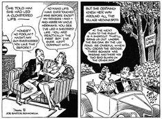 Comic strip - Wikipedia, the free encyclopedia