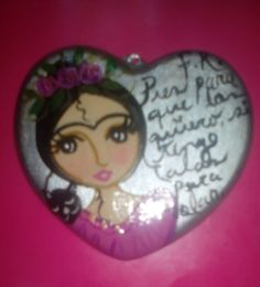 Dijes pintados a mano , informes en facebook. Karla Arte , o al tel. (0133) 11874993