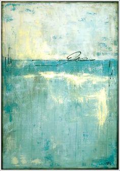 ANTJE HETTNER* Bild abstrakt ORIGINAL Kunst GEMÄLDE modern MALEREI XXL Acryl NEU  | eBay