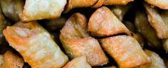 Los Biñuelos son los dulces típicos que se degustan en las Fiestas de San Antón (La Encamisá).