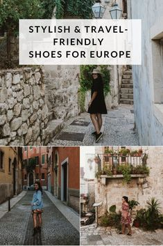 These stylish and travel-friendly shoes for Europe that been in my suitcase have held up to the task. They've seen some serious mileage. Summer Vacation Style, Summer Travel, Italy In October, Best Shoes For Travel, All Inclusive Cruises, Europe Spring, Solo Travel, Travel Tips, Cheap Travel