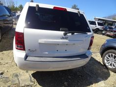 DECKLID TAILGATE Jeep Parts For Sale, 2006 Jeep Grand Cherokee, Used Parts, New England, Trucks, Truck