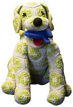 Ravelry: Doggy by Mona-Stina Hallin