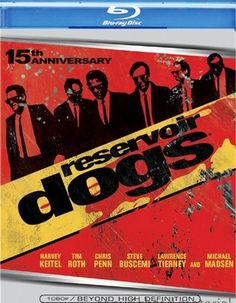 Reservoir Dogs (Blu-ray Disc, for sale online Man Movies, Good Movies, Movie List, Movie Tv, Top Movies To Watch, Pam Grier, Jackie Brown, Jean Reno, Crime Film