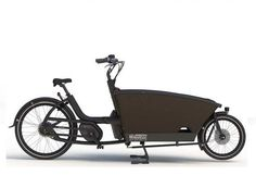 Pedal assist e-bike from Denmark. Carry your kids, your pet, or whatever you want to carry by bicycle. Electric Bikes Uk, Electric Cargo Bike, Touring Bike, Bike Life, Urban, Arrow, Black, Cocktail Drinks, Bicycles