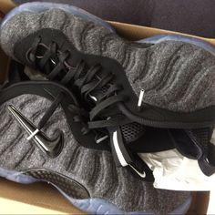 premium selection 4124e 51087 Nike Shoes   Nike Air Foamposite Pro   Color  Black Gray   Size  10