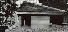 The Dog House Frank Lloyd Wright Built | A 12-yr-old in 1956 wrote to Wright asking for dog house plans and Wright sent them. Super cute story.