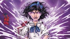 Weird Science DC Comics: PREVIEW: Bloodlines #2