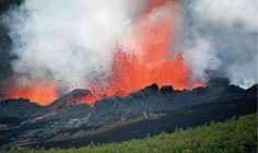 """Find and save images from the """"Ile de la Réunion"""" collection by Ga Yelle on We Heart It, your everyday app to get lost in what you love. Volcan Eruption, Outre Mer, Active Volcano, Island Tour, Cheap Hotels, Photos, Pictures, Best Hotels, Volcanoes"""