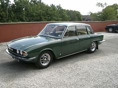 1975-1977 TRIUMPH 2500S - designed by Giovanni Michelotti of Turin. Turin, Classic Cars British, British Car, Triumph 2000, Cars Uk, Classic Motors, Top Cars, Commercial Vehicle, Vintage Trucks