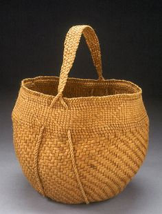 Willow Bark Basket by Jennifer Heller Zurick