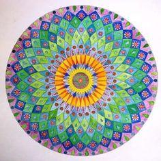 Spiritual Mandalas | http://www.mandalaproject.org/Mandalas/index_new.html