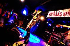 Zane Fix of Stella's Attic Live
