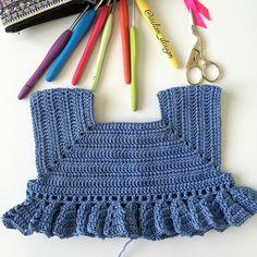 it started out as baby boy kimono then turned into a sweater and now it's ruffled dress in blue  Doesn't matter what I do i seem to only work well with dresses   Önce kimono olarak başladım söktüm yelek yapım dedim yeniden söktüm ve elbise oldu. Ya ne yaparsam hep bu elbiselere dönüyorum  #babywear #crochetwear #crochè #crochet #crocheting #crochetgeek #schachenmayrcatania #cloveramour #instacrochet #craftastherapy #crochetinspiration #crochetaddict #crochetersofinstagram #haken #häkeln…