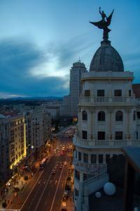 Azoteas de Madrid | callejeando madrid