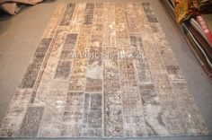 brownish Carpet, Rugs, Handmade, Home Decor, Scrappy Quilts, Farmhouse Rugs, Hand Made, Decoration Home, Room Decor