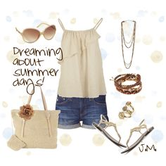 Summer Days, created by jenniemitchell   outfit