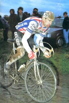 Sean Kelly - hard man