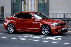 BMW, 1M, Causeway Bay, Hong Kong (by Daryl Chapman's - Automotive Photography)