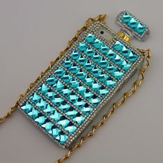 Kira #Superstar #Perfume Style #iPhone 5/5s #Case- #Baby #Blue