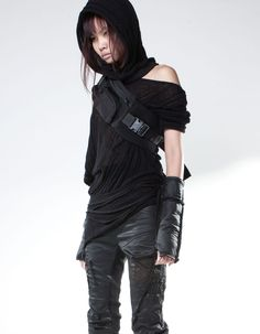 Image result for cyberpunk  outfits ideas