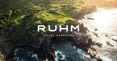 RUHM is a full-service marketing company of artists, marketers, and real estate consultants who produce, package, and promote the world's finest properties.