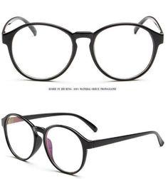 20e82d554b9e Popular lady Spectacle Frame Retro Women glasses transparent optical