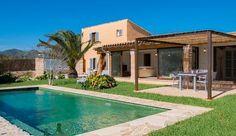 Ab 140 € können Sie die Finca Ca Ses Nines Port Verd auf Mallorca mieten. Die Finca bietet Platz für bis zu 4 Personen. Buchungshotline: 0521-44818470