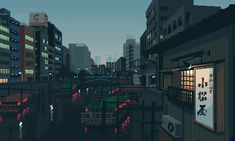 Post with 2815 votes and 139479 views. Tagged with japan, animatedgif, pixelart, relaxing, alsoimissjapan; Animated pixel art that soothes my soul. City Aesthetic, Aesthetic Anime, Aesthetic Dark, Aesthetic Grunge, Animation Pixel, Pixel Art Gif, Pixel City, Anim Gif, Pixel Art Background